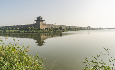 Guangfu Ancient City Wall