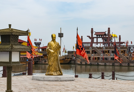 Wuxi Film and Television Base Redactioneel