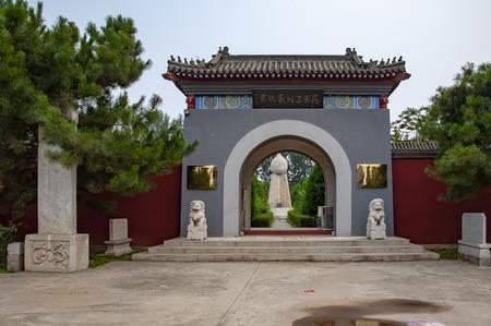China, Hebei Province, Zhangjiakou City, Zhangzhou Temple