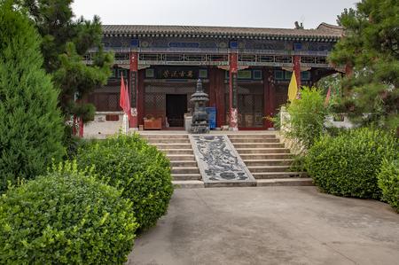 Zhangfei Temple 報道画像
