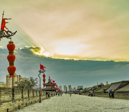 China, Shaanxi Province, Xian City, Xian Ancient City