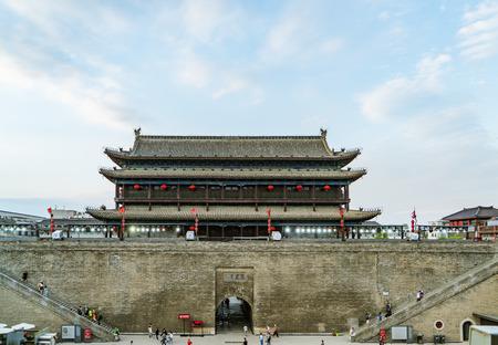 Yongning Gate, Xian Ancient City, Xian, China