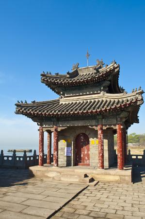Lao Long Tou Scenic Area Redactioneel