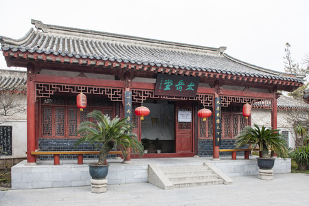 China, Hubei Province, Jingzhou City, the former residence of Zhang Juzheng 新聞圖片