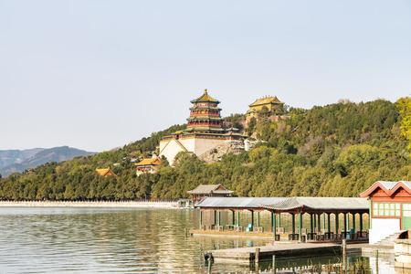 China, Beijing, Summer Palace scenery