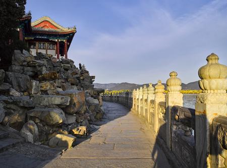 China, Beijing, the Summer Palace scenery