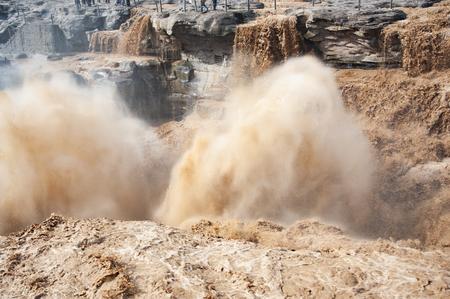 Huanghe Hukou Waterfall
