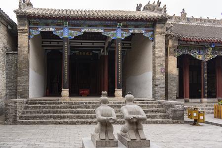 China, Anhui Province, Chenzhou City, Huaxiu Building Scenic Area