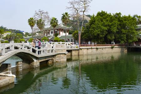 Fujian, China, Xiamen, Gulangyu scenery
