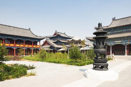 Hebei, China, Xingtai, Dakaiyuan Temple