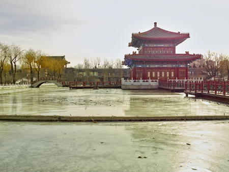 Grand Epoch City in Xianghe County, Langfang City, Hebei Province, China