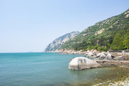 China, Shandong Province, Qingdao City, Laoshan Scenic Area