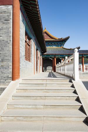 China, Xinjiang, Hami City, Hami Wangfu Historic Site 新聞圖片