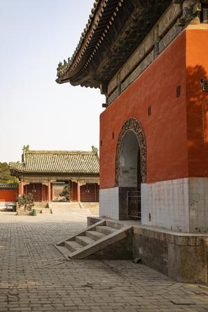 China, Henan Province, Anyang City, Yuan Lin Editorial