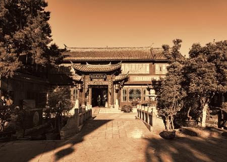 Yunnan, Lijiang Ancient City