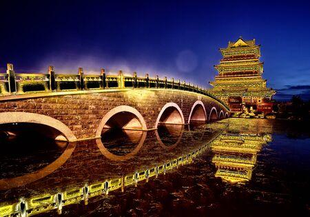 Yulin City Garden, Shaanxi Province