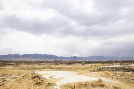 Kaiyang fort in Yangyuan county at Hebei province.