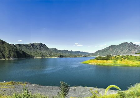China, Hebei Province, Chengde City, Kuancheng County Natural Scenery