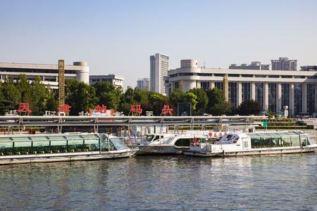 China, Tianjin, Tianjin Station Cruise Terminal 新聞圖片