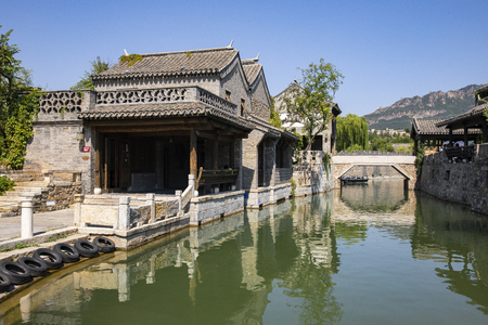 China, Beijing, Miyun District, Gubei Water Town