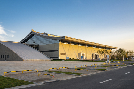 Shijiazhuang International Convention and Exhibition Center, Zhengding New District, Shijiazhuang City, Hebei Province, China