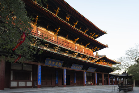 Longxing Temple, Zhengding County, Shijiazhuang City, Hebei Province, China 新聞圖片