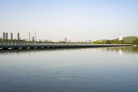 Yunlong Lake Scenic Area, Xuzhou City, Jiangsu Province, China Stock fotó - 150083254