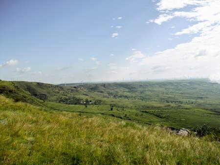 Grassland Tianlu Scenic Area, Zhangjiakou City, Zhangbei County, Hebei Province, China