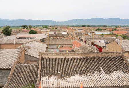 China, Hebei Province, Zhangjiakou City, Yu County, Nuanquan Town, West Castle Sajtókép