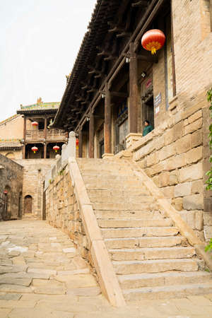China, Shanxi Province, Jincheng City, Yangcheng County, Guoyu Ancient City, Tangdi Temple