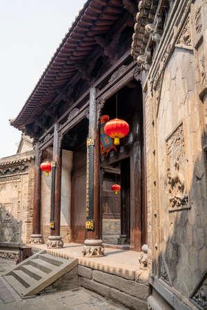 China, Shanxi Province, Jincheng City, Yangcheng County, Huangcheng Xiangfu Tourist Area, Xiangfu