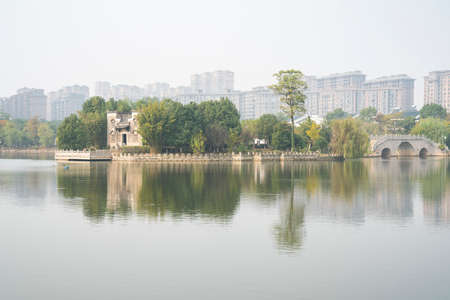 Xinghua Village, Chizhou City, Anhui Province, China