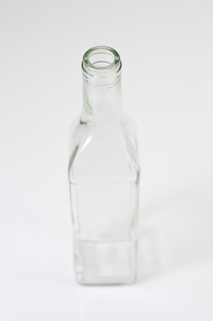 glass bottles: Glass bottles Stock Photo