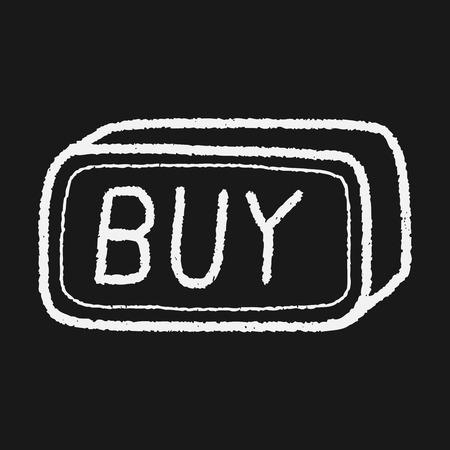 buy button: doodle buy button
