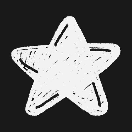 별: 낙서 스타