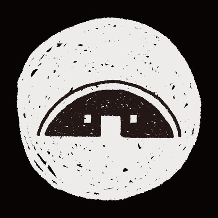 social apartment: doodle house
