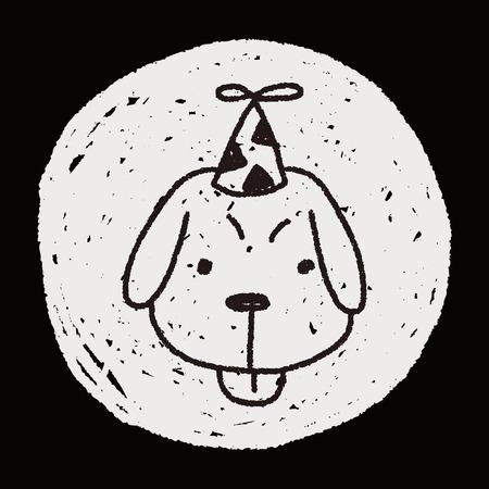 astrologist: doodle birthday dog