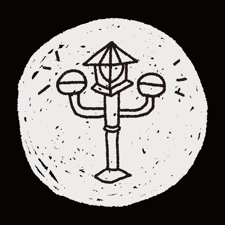 streetlights: Doodle Streetlights