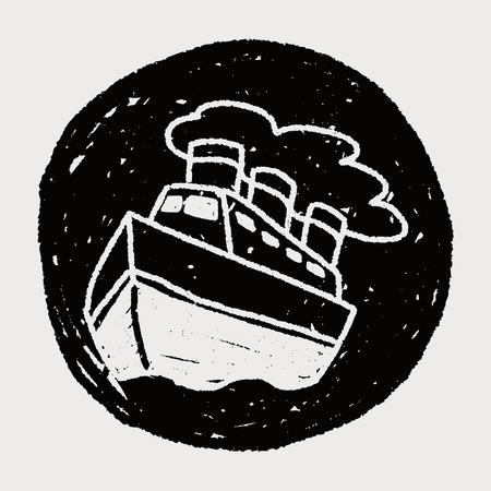 steamship:
