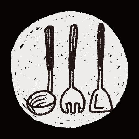 Doodle Kitchenware