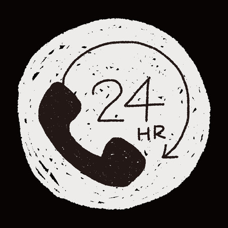 24 hr: doodle 24hr