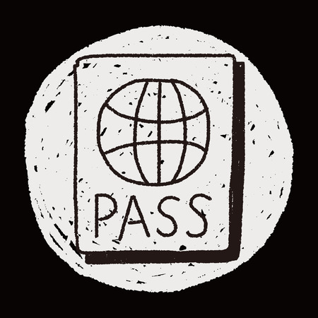 citizenship: doodle passport