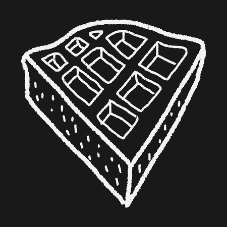 와플: waffle doodle