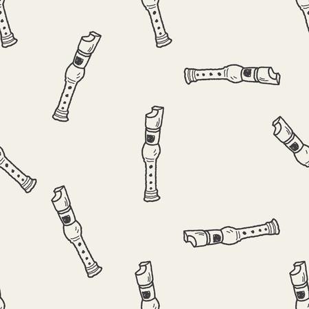 grabadora: Doodle grabadora de fondo de fisuras
