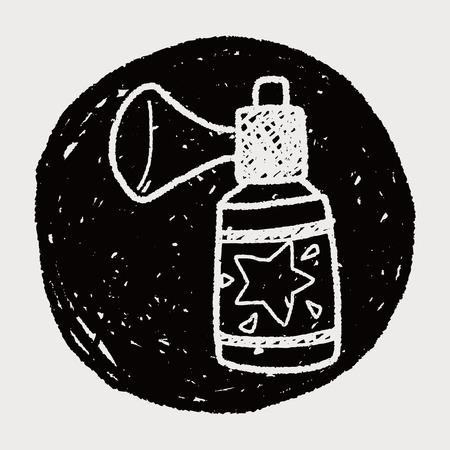 cracker: Cracker doodle drawing