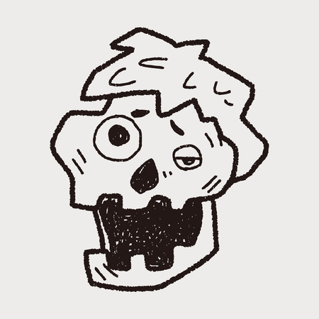corpse: zombie doodle