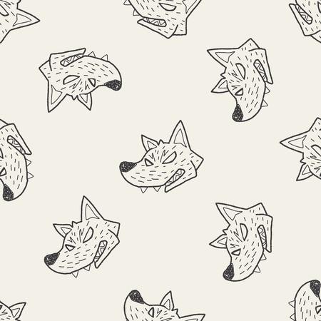 wilkołak: werewolf doodle