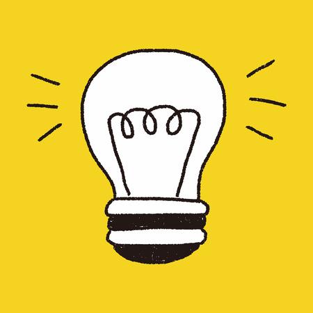 doodle bulb