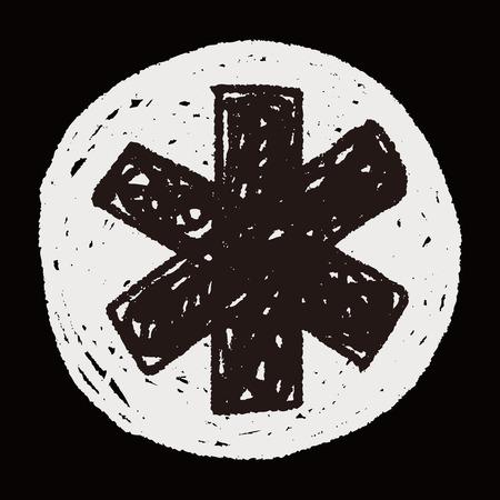 ems: medical doodle