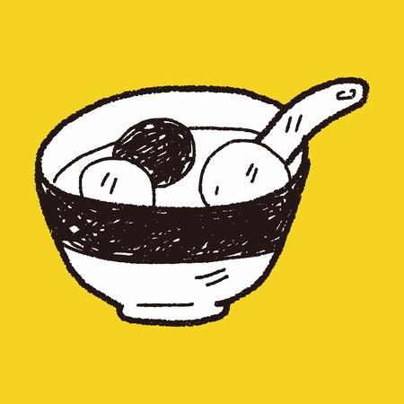 dumpling: dumpling doodle